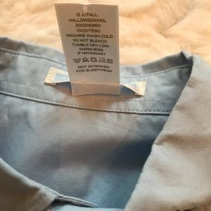 Janie and Jack Shirts & Tops - Janie and Jack Button down blue dress shirt size 4
